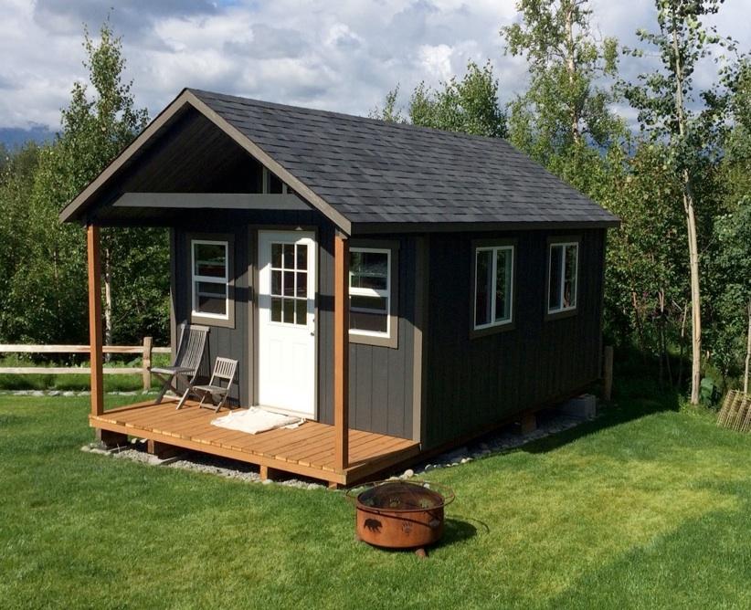 Alaska Denali Cabin